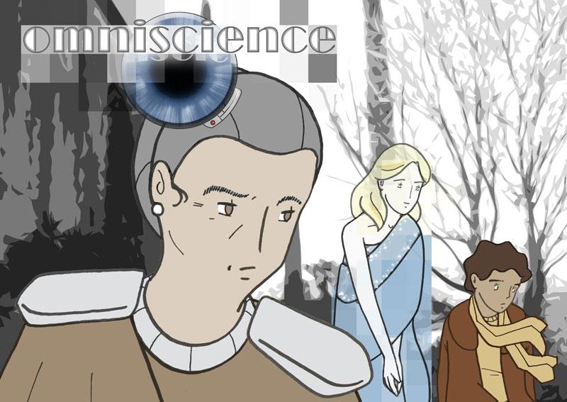 Omniscience manga poster1