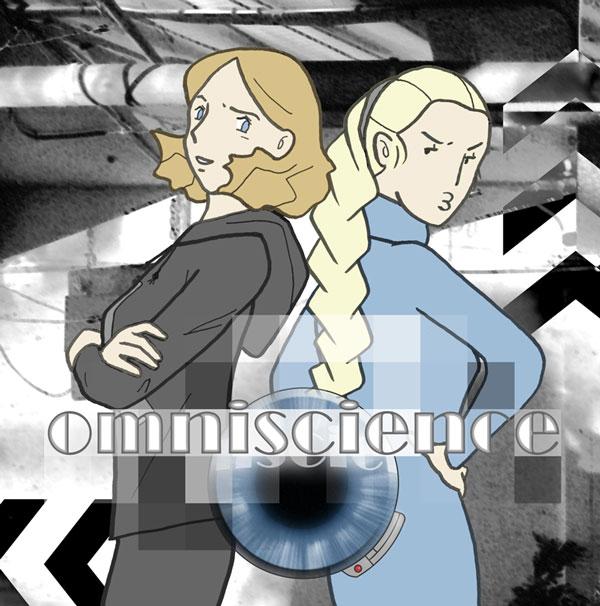 Omniscience manga poster2
